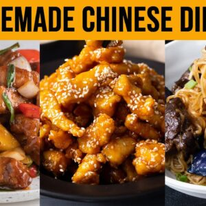3 Chinese takeout dinners you can make at home | Marion's Kitchen