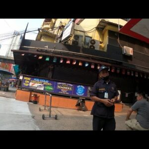 [4k] Day Walk From Soi 4 to Asok