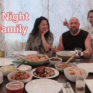 Friday Night with Family. No Recipe, Just Fun. - Episode 239