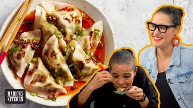 My latest DUMPLING OBSESSION... Northern Chinese Beef Dumplings | Marion's Kitchen