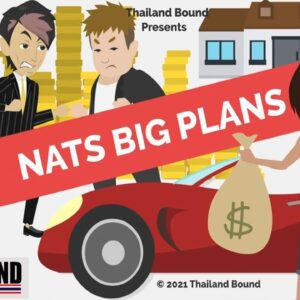 Nat's Big Plans EP04 - 2 Men To Juggle - What will she do?