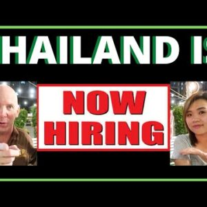 We are Hiring Teachers NOW for Thailand Schools V589