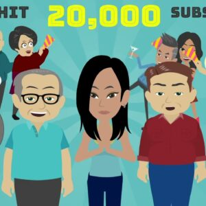 20000 Subs Nat and The Team Thank You