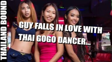 TOURIST FALLS IN LOVE WITH GOGO DANCER FROM THAILAND– VOL 114