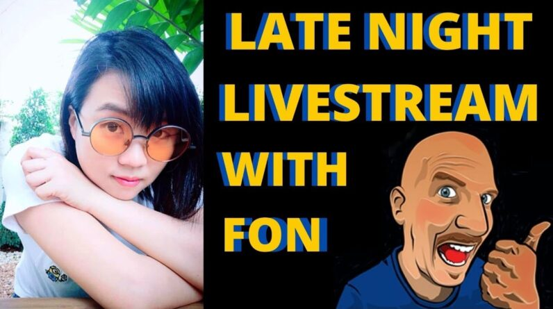 LATE NIGHT LIVE WITH FON